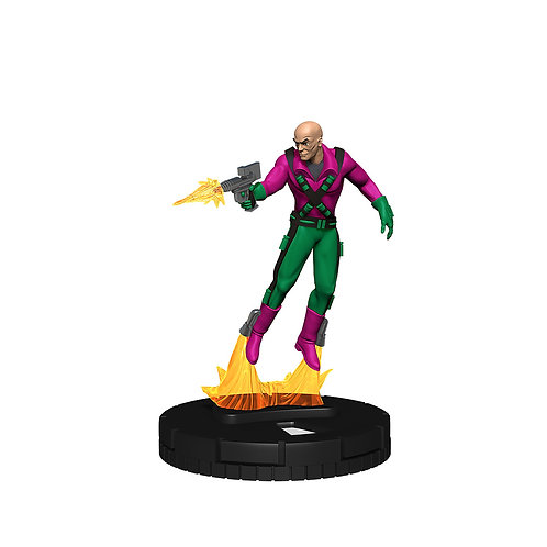 Lex Luthor 066 chase - Justice League Unlimited