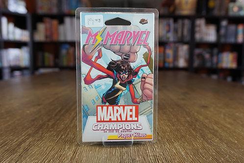Marvel Champions - Ms. Marvel (FR)