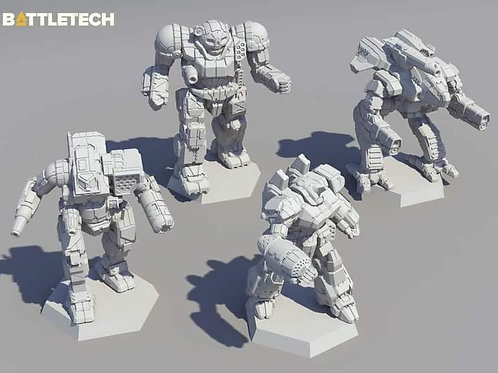 Battletech - Inner Sphere Direct Fire Lance