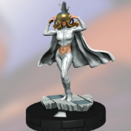 Emma Frost 053 Heroclix - X-Men: Rise and Fall