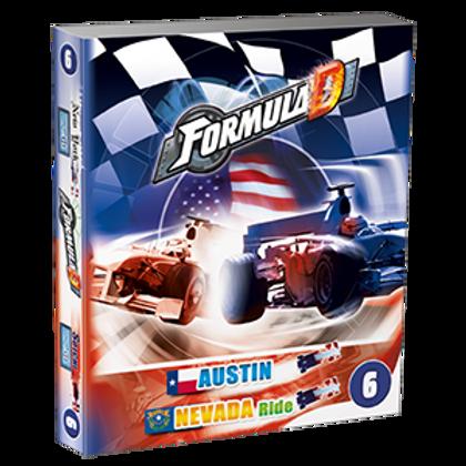 Formula D - extension 6 - Austin / Nevada Ride (Multilingue)