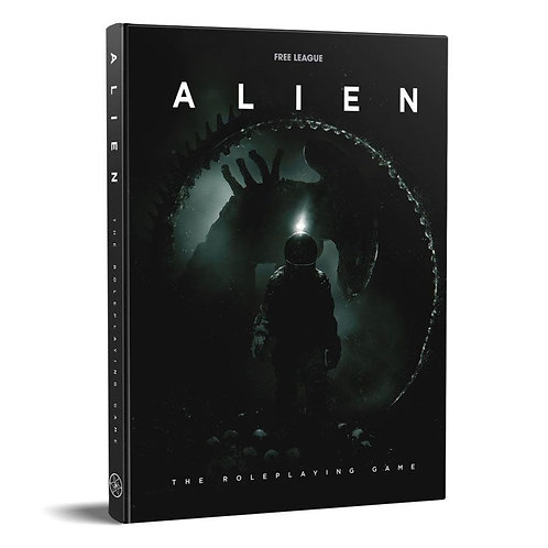 ALIEN The Role-Playing Game - Core Book