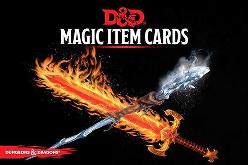 Magic Item Cards (ENG)