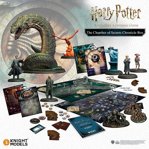Chamber of Secrets Chronicle Box (ENG) - Harry Potter Miniatures Adventure Gam