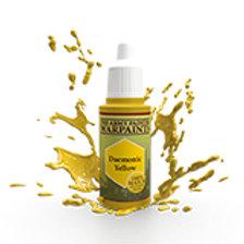 Daemonic Yellow - Acrylic Warpaints - The Army Painter