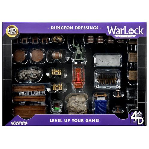 Warlock Dungeon Tiles: Dungeon Dressing
