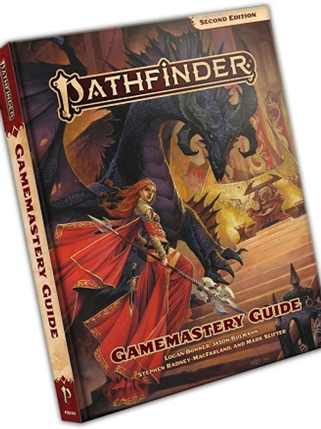 Pathfinder 2e - Gamemastery Guide