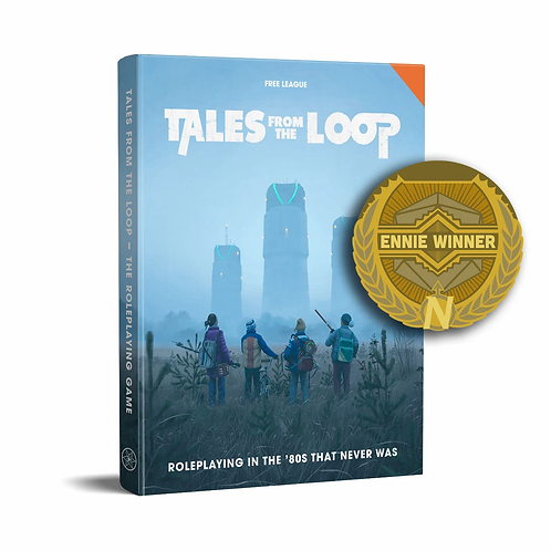 Tales From the Loop RPG - Core Book