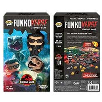 Funkoverse - Jurassic Park 101