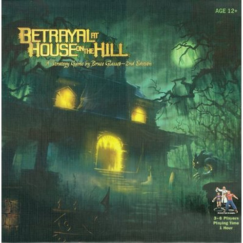 Betrayal at House on the Hill (FR et ENG)