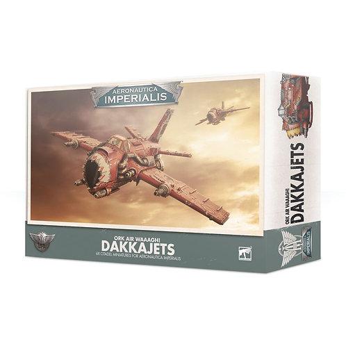 Dakkajets - Ork Air Waaagh! - Aeronautica Imperialis