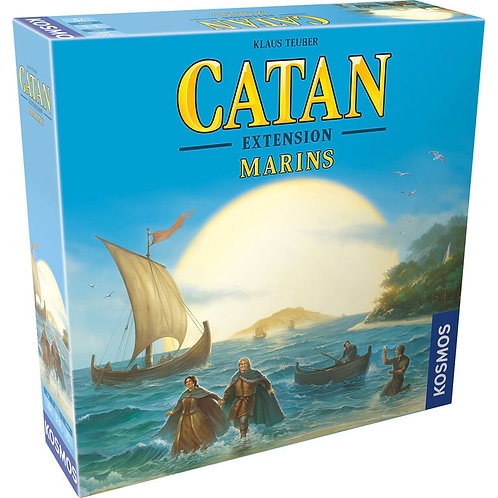Catan, extension Marins