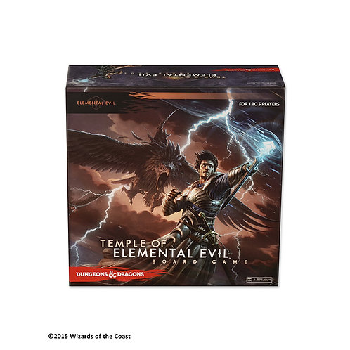 Temple of Elemental Evil - DND Board Game