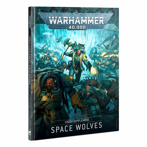 Codex Supplement: Space Wolves (ENG & FR)
