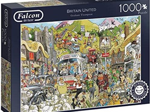 Puzzle Falcon de luxe - Graham Thompson - Britain United 1000 mcx