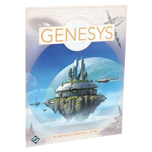 Genesys GM Screen