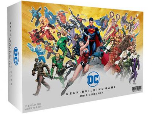 DC Comics Deck-Building Game - Multiverse Box