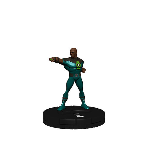 Green Lantern 036 rare - Justice League Unlimited