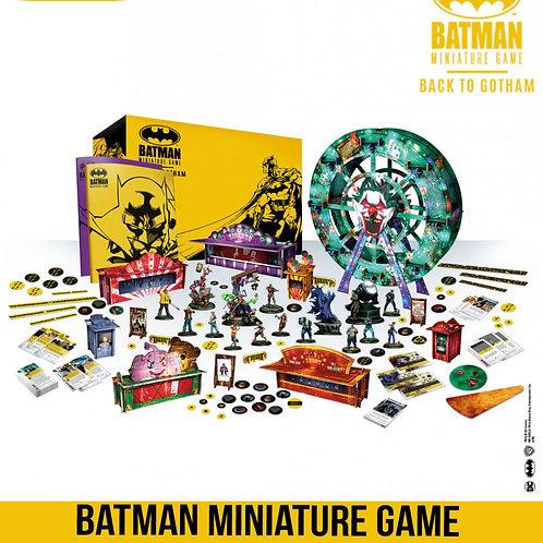 Batman Miniature Game - Back to Gotham (ENG)