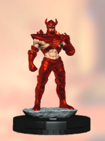 Eric the Red 018 Heroclix - X-Men: Rise and Fall