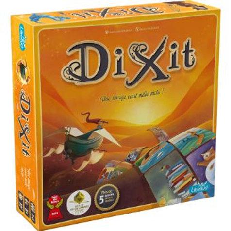 Dixit (multilingue)