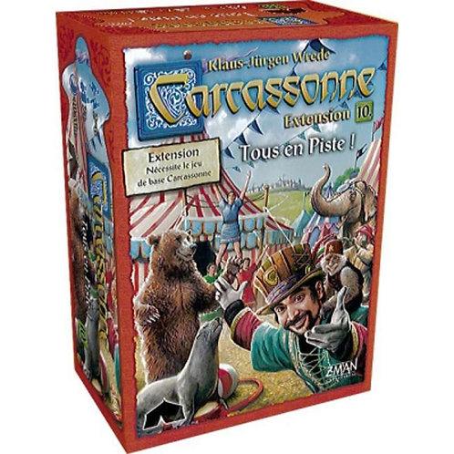 Carcassonne - ext. 10 Tous en Piste!