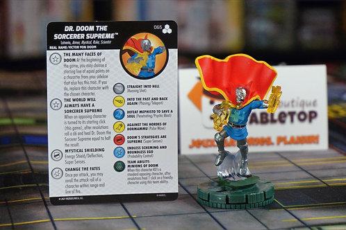 065 Dr. Doom the Sorcerer Supreme - Fantastic Four Future Foundation