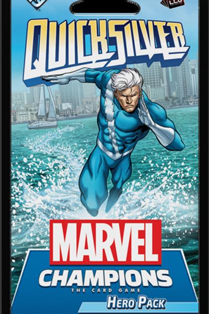 Marvel Champions - Quicksilver (FR & ENG)