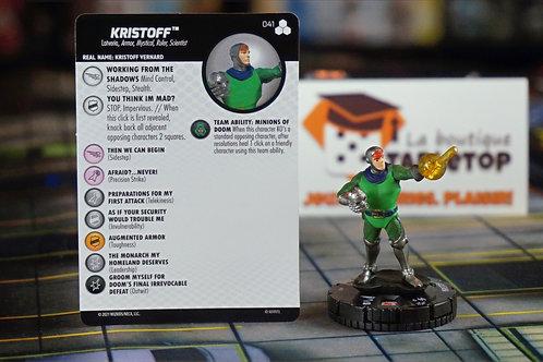 041 Kristoff - Fantastic Four Future Foundation