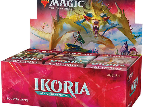 MTG: Ikoria, Lair of the Behemoths - pré-commande