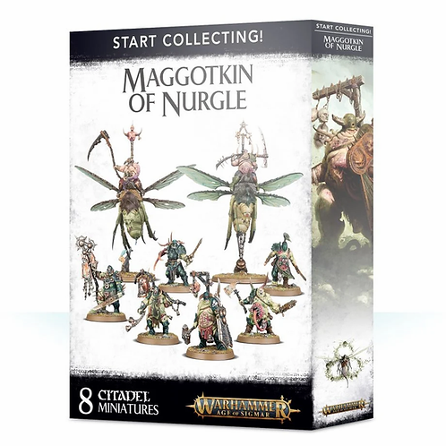 Start Collecting! - Maggotkin  of Nurgle