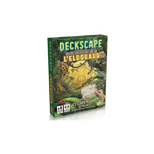 Le mystère de l'Eldorado - Deckscape