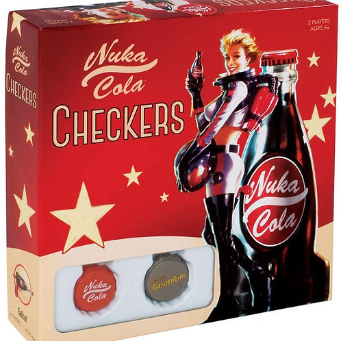 Checkers Nuka Cola Fallout
