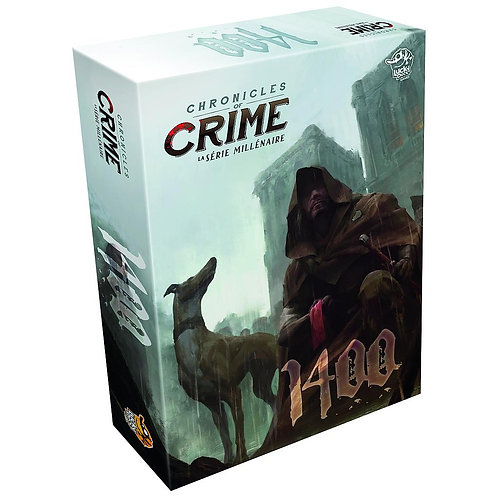 Chronicles of Crime 1400 - La série millénaire