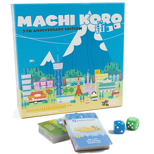 Machi Koro (ENG)