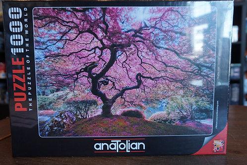 Puzzle Anatolian - 1000 mcx Pink Tree