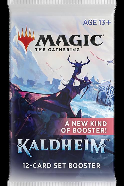 Kaldheim - Set Booster - Magic: The Gathering