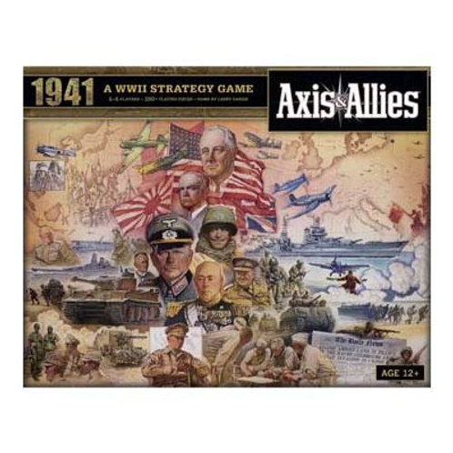 Axis & Allies 1941 (ENG)