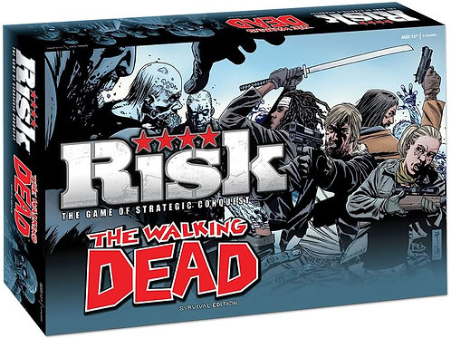 Risk: The Walking Dead (ENG) Survival Edition
