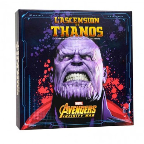 L'ascension de Thanos - Marvel Avengers Infinity War