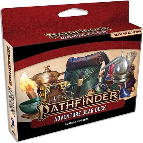 Pathfinder 2e - Adventure Gear Deck