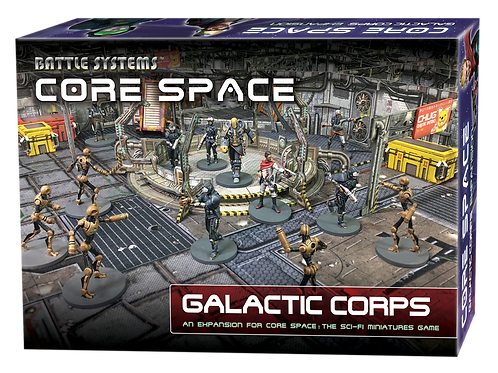 Galactic Corps - Core Space - Battle Systems