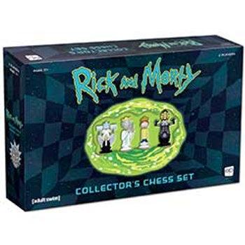 Jeu d'échec Rick and Morty