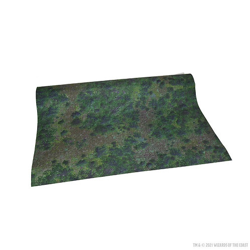 Forest Battle Mat 3' x 5' - D&D Icons of the Realms