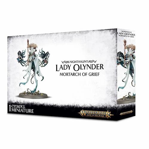 Lady Olynder, Mortarch of Grief - Nighthaunt