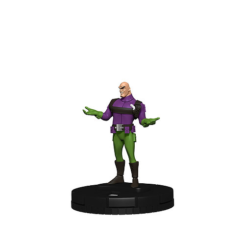 Lex Luthor 025 uncommon - Justice League Unlimited