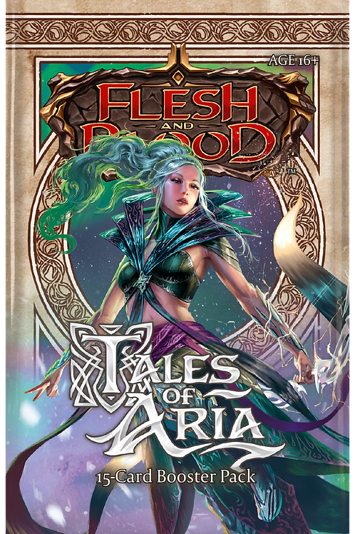 Flesh and Blood: Tales of Aria (First Edition)