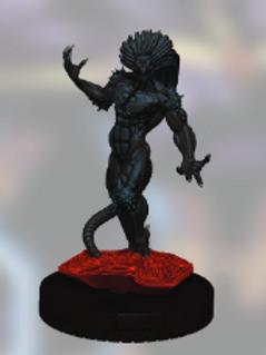 Blackheart 055 Heroclix - X-Men: Rise and Fall