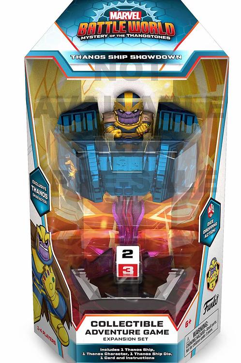 Marvel Battleworld - Thanos Ship Showdown