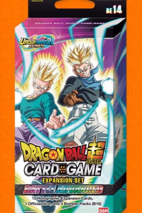 Battle Advanced Expansion Set BE14 Dragon Ball Super DBS